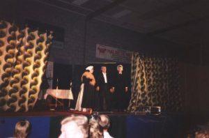 Jel Spinder, Willem v.d. Bij en Antje Nicolai