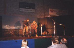 Muddejagers, Harm en Willem v.d. Bij